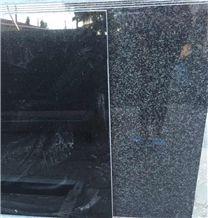 Tanganyika Black Granite Tiles & Slabs