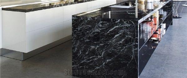 Via Lactea Granite Kitchen Island Countertop From Bosnia