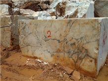 Tiger Skin Marble Blocks, Pink Marble Blocks