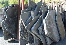 Jivova Bridlice Flagstone Slabs, Pavers in Stock