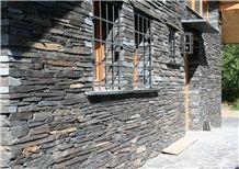 Jivova Bridlice Masonry, Building Stones, Dry Wall