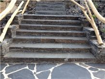 Jivova Bridlice Slate Stairs