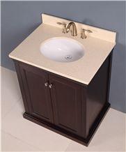 Quartz Stone Vanity Top Countertop