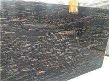 Black Beauty Granite Slabs & tiles, polished granite floor covering tiles, walling tiles