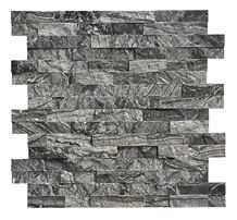 Black Slate Cultured Stone for Wall Decorating