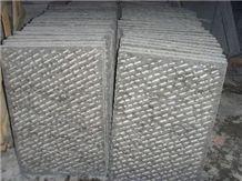 Blue Stone Bushhammer Flooring Tile