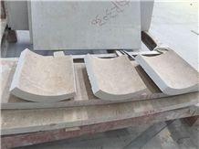 Jura Beige,Beige Limestone Column Building Stone