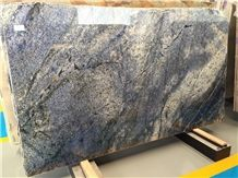 Inka Blue,Royal Blue,Sodalite Royal Blue Granite,Royal Azul High Quality Polished, Sawn Cut, Sanded, Rockfaced, Sandblasted, Tumbled