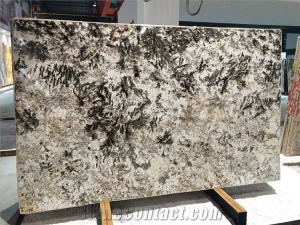Polished Brazil Bianco Antico Granite Slabs Tiles For