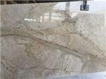 Gold Granite, Juparana Oro Antico, Giallo Crystal Granite, Yellow Granite Slabs & Tiles