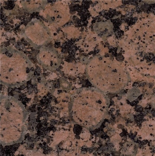 Baltic Brown Granite Slabs Tiles From China 461567