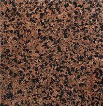 Royal Red Granite Slabs & Tiles, China Red Granite