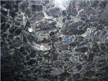 Volga Blue Granite Tile, Ukraine Blue Granite