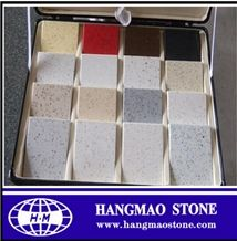 Artificial Multicolor Quartz Stone for Interior Application, Quartz Stone Slab Tile