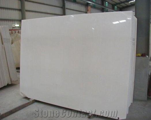 Pure White Quartz Stone Slab Engineered Stone Slab
