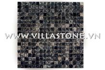 Dark White Cloudy Mosaic for Swimming Pool, Interior Design, Outdoor and Indoor