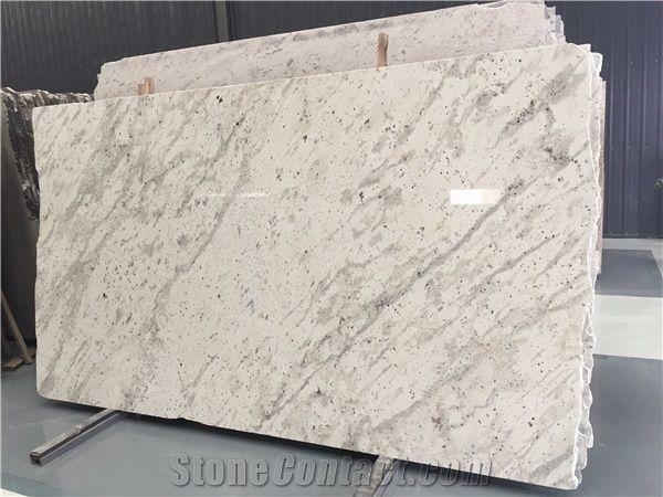 Sri Lanka White Granite Slab Tile