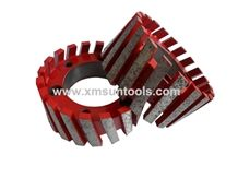 Cnc Stubbing Wheel/Cnc Router/Segmented Stubbing Wheel Cnc Grooving