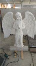 Angel Sculptures Garden Sculpture