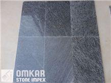 Ostrich Grey Slate tiles & slabs, polished slate floor covering tiles, walling tiles