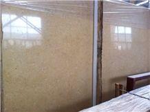 Chinese Supplier Price Quality Assured Jerusalem Gold Slabs, Tiles