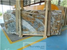 Blue Jeans Marble Slabs & Tiles, Polished Marble Floor Covering Tiles, Walling Tiles