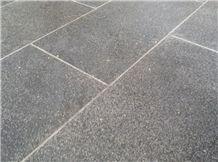 Gray Kayseri Stone Tiles & Slabs, Basalt Floor Covering Tiles, Walling Tiles