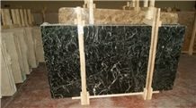 Verde Antico Marble Tiles & Slabs, Green Polished Marble Floor Covering Tiles, Walling Tiles