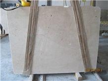 Vezir Beige Marble Tiles & Slabs, Beige Polished Marble Floor Covering Tiles, Walling Tiles