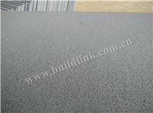 Hainan Grey Basalt Sandblasted Tiles,China Grey Basalt Sandblasted Floor Tiles,Grey Basalt,Basaltina,Basalto,Inca Grey Walling & Flooring Sandblasted Tiles