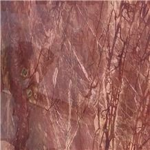 Rosso Damasco Luxury Marble, Rosa Damascus, Numidian Red Marble Polished Slabs & Tiles