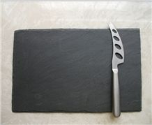 Black Slate Plate Kitchen Accessories