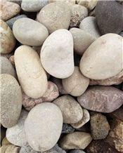 Natural River Stone White Pebbles