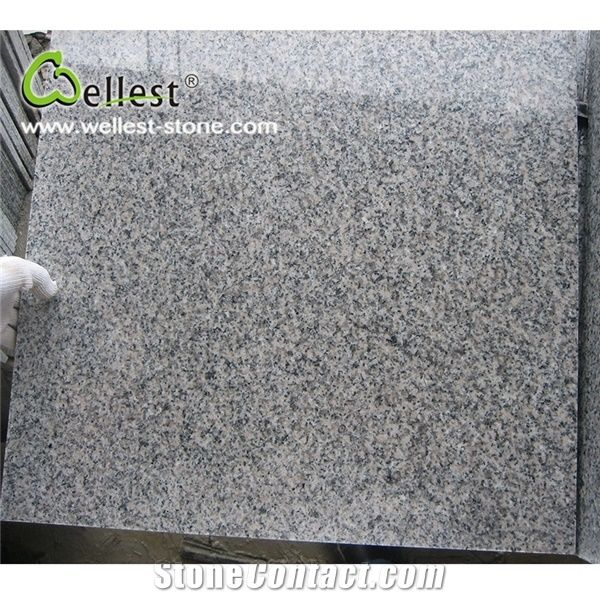 G623 Rosa Beta Granite Grey Color Polished Floor Tile