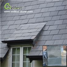 Wholesale Grey Color Slate Roof Tiles for House