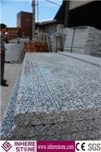 Bacuo White,Balma Grey,Padang Light,Sesame White,Padang White,Bianco Amoy,Bianco Crystal Natural Stone Stairs Outdoor,Outdoor Stone Stairs,Grey Granite Stairs, G603 Grey Granite Stairs & Steps