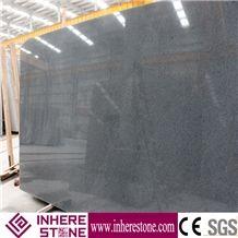 Dark Grey G654 Granite Big Slabs,Pingnan Sesame Black Granite Floor Tiles,China Jasberg,Flake Grey Granite Price
