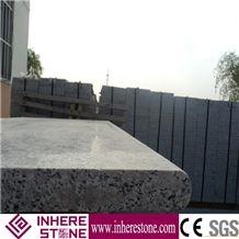 G383,Lilly White,Zhenzhu Bai,Pearl Flower White,Chinese White Pearl Granite Grey Granite Steps