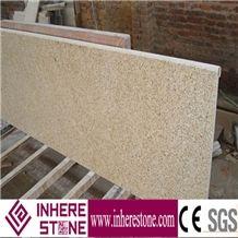 G682 Granite Steps & Stairs,Golden Peach,Golden Sand,Golden Yellow,Giallo Rusty Granite
