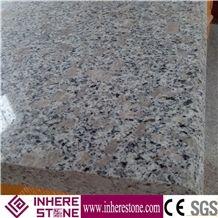 Zhaoyuan Pearl Flower Granite Tiles & Slabs, China Pink Granite G383 Wall Floor Tiles