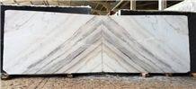 Marble Medusa Slabs & Tiles, Brazil White Marble