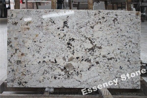 Branco Delicatus White Granite Countertops Latinum Granite