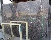 Hangzhou Ash Grey Marble Tile & Slab for Wall and Floor Chinese Picasso Gris,Imperial Silver Spider Marmoles Slabs,Cut-To-Size Tiles,Pattern,Stars Hotel,Lobby,Foyer,Bathroom Wall Cover,Flooring