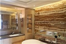 Yunus Emre Onyx,Turkey Yellow Honey Onyx,Eskisehir Rainbow Onyx Polished Tiles & Slabs,Floor Covering Walling Tiles