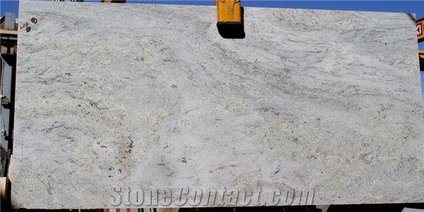 Best Price Polished White River Granite Slabs Tiles India