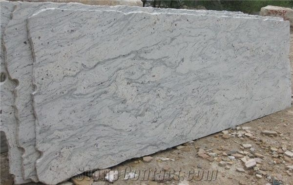 Wholesale River White Granite Price Slabs From China Stonecontact