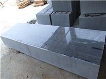 China Sesame Grey Granite G654, Grey Deck Steps
