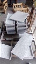China Zima White Granite G603,Fujian Old G603, Original G603, Grey Granite, Chinese Grey Sardo, New Grey Sardo,Stair, Caps, Wall Caps, Pool Coping, Bullnose Coping, Chamfered Coping