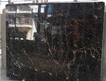 Nero Kemerovo Marble Blocks, Black Marble Blocks