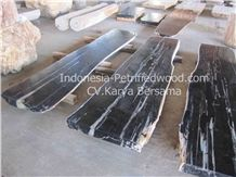 Petrified Wood Dinning Tables